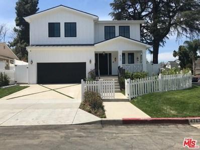 4763 Noble Avenue, Sherman Oaks, CA 91403 - MLS#: 18335448