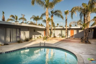 654 S Thornhill Road UNIT 3, Palm Springs, CA 92264 - MLS#: 18335774PS