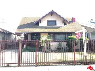 920 W 57TH Street, Los Angeles, CA 90037 - MLS#: 18335918