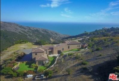 3710 Decker Edison Road, Malibu, CA 90265 - MLS#: 18336012