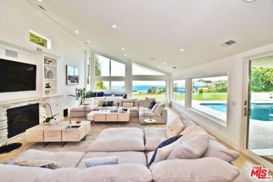 24526 VanTage Point Terrace, Malibu, CA 90265 - MLS#: 18336622