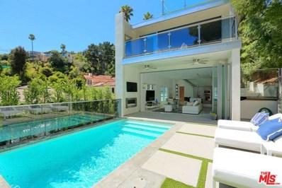 1544 N Doheny Drive, Los Angeles, CA 90069 - MLS#: 18336920