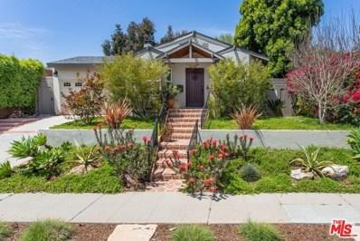 1607 Marine Street, Santa Monica, CA 90405 - MLS#: 18337246