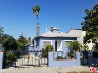 1121 S Serrano Avenue, Los Angeles, CA 90006 - MLS#: 18337252