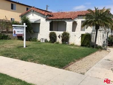 1433 W 81 Street, Los Angeles, CA 90047 - MLS#: 18337560