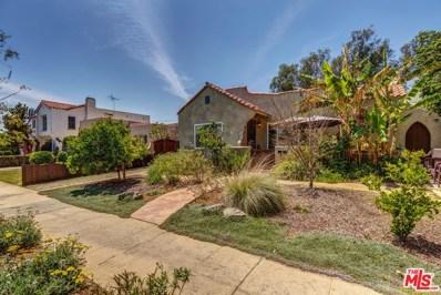 1275 S Sycamore Avenue, Los Angeles, CA 90019 - MLS#: 18337610