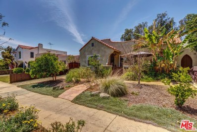 1275 S Sycamore Avenue, Los Angeles, CA 90019 - MLS#: 18337610