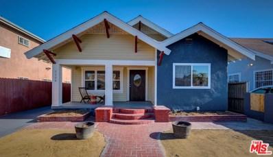 1126 W 53RD Street, Los Angeles, CA 90037 - MLS#: 18337846
