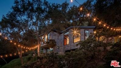 975 Old Topanga Canyon Road, Topanga, CA 90290 - MLS#: 18337850