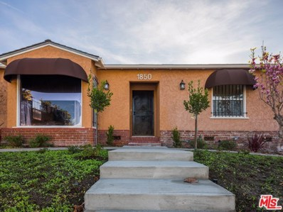 1850 Hi Point Street, Los Angeles, CA 90035 - MLS#: 18337944