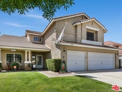 6236 Sunset Canyon Court, Lancaster, CA 93536 - MLS#: 18338178