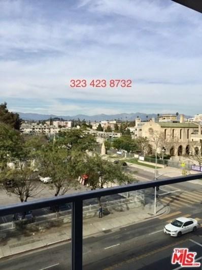620 S Virgil Avenue UNIT 433, Los Angeles, CA 90005 - MLS#: 18338310