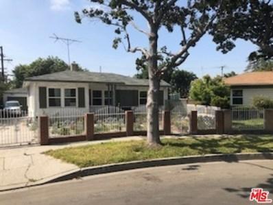 10529 W Zamora Avenue, Los Angeles, CA 90002 - MLS#: 18338614