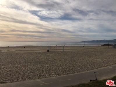2809 Ocean Front, Venice, CA 90291 - MLS#: 18338716