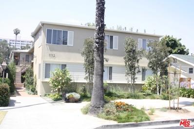 1112 9TH Street UNIT 10, Santa Monica, CA 90403 - MLS#: 18338874