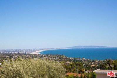 1039 Enchanted Way, Pacific Palisades, CA 90272 - MLS#: 18339106