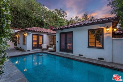 8707 Sunset Plaza Place, Los Angeles, CA 90069 - MLS#: 18339182