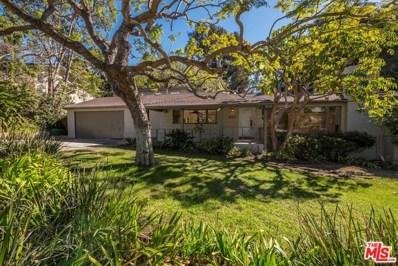820 Muskingum Avenue, Pacific Palisades, CA 90272 - MLS#: 18339226