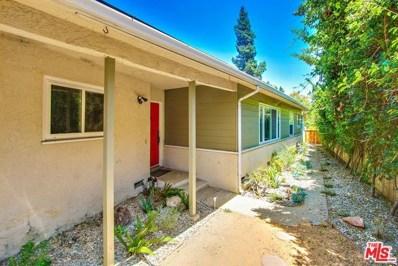 4719 MORSE Avenue, Sherman Oaks, CA 91423 - MLS#: 18339452