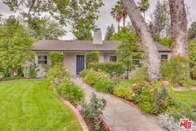 5617 MATILIJA Avenue, Sherman Oaks, CA 91401 - MLS#: 18339720