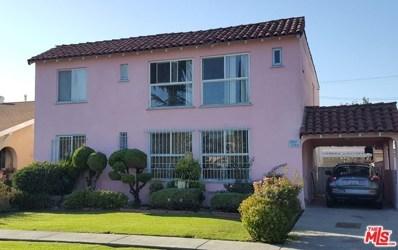 2211 S Dunsmuir Avenue, Los Angeles, CA 90016 - MLS#: 18339806