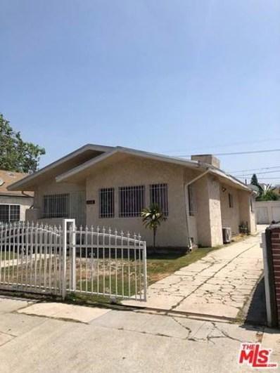 1116 S Oxford Avenue, Los Angeles, CA 90006 - MLS#: 18340308