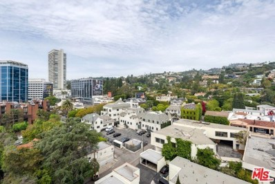 999 DOHENY Drive UNIT 1104, West Hollywood, CA 90069 - MLS#: 18340664