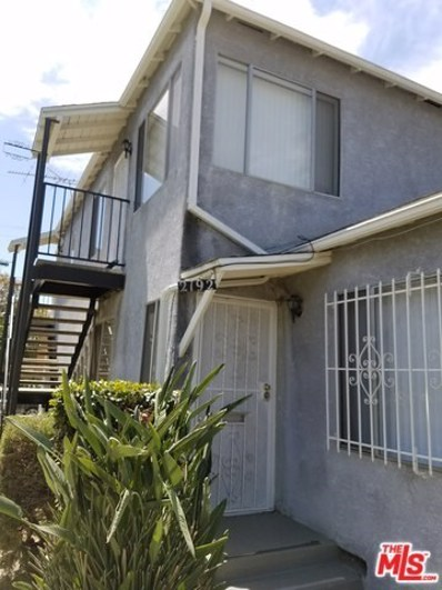 2190 W 26TH Place, Los Angeles, CA 90018 - MLS#: 18340718
