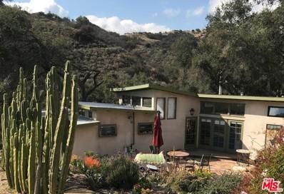 1700 Greenleaf Canyon Road, Topanga, CA 90290 - MLS#: 18341266