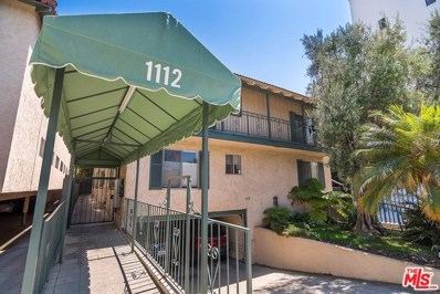 1112 N OLIVE Drive UNIT 6, West Hollywood, CA 90069 - MLS#: 18341574