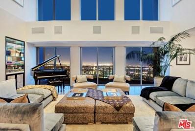 10727 WILSHIRE Boulevard UNIT PH5, Los Angeles, CA 90024 - MLS#: 18341576