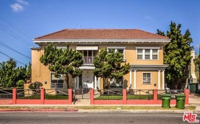 939 S Wilton Place, Los Angeles, CA 90019 - MLS#: 18341706