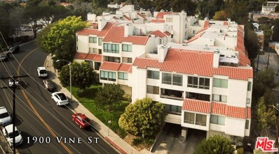 1900 VINE Street UNIT 401, Los Angeles, CA 90068 - MLS#: 18342156