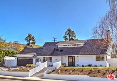 2420 HOOD Drive, Thousand Oaks, CA 91362 - MLS#: 18342300