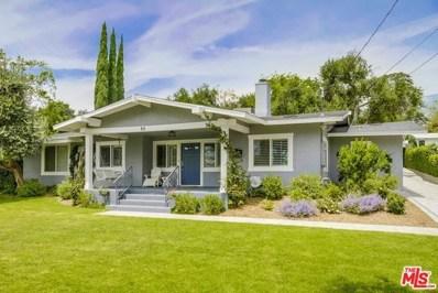55 W Altadena Drive, Altadena, CA 91001 - MLS#: 18342360