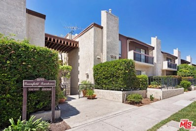 1655 Greenfield Avenue UNIT 3, Los Angeles, CA 90025 - MLS#: 18342474
