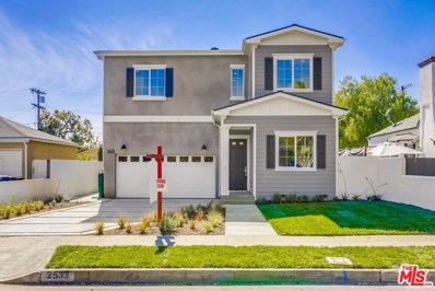 2533 COOLIDGE Avenue, Los Angeles, CA 90064 - MLS#: 18342600