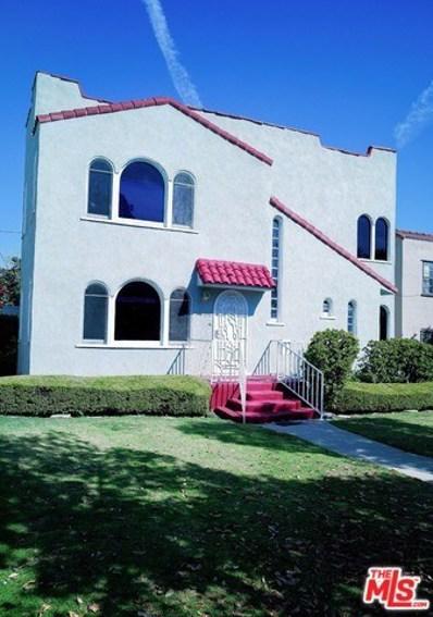 1252 S Burnside Avenue, Los Angeles, CA 90019 - MLS#: 18342954