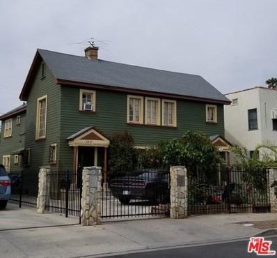 2345 W 21 Street, Los Angeles, CA 90018 - MLS#: 18343028