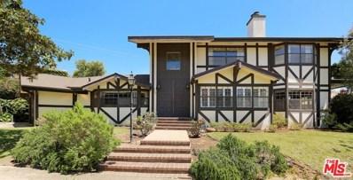 520 Lombard Avenue, Pacific Palisades, CA 90272 - MLS#: 18343068