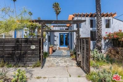 803 Boccaccio Avenue, Venice, CA 90291 - MLS#: 18343254