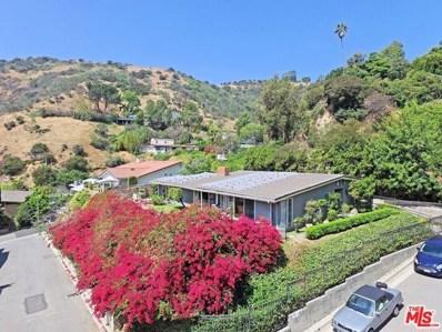 7211 Chelan Way, Los Angeles, CA 90068 - MLS#: 18343296