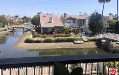 2625 Grand Canal, Venice, CA 90291 - MLS#: 18343320