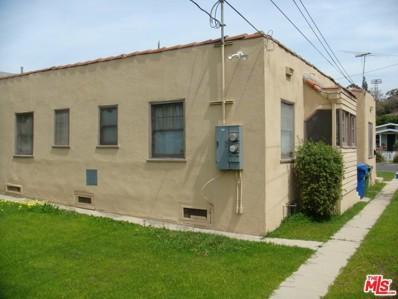 1665 N Avenue 46, Los Angeles, CA 90041 - MLS#: 18343376