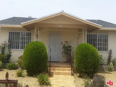 6627 6TH Avenue, Los Angeles, CA 90043 - MLS#: 18343508