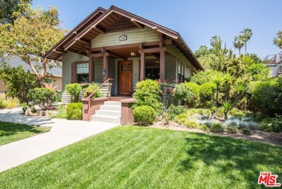 1105 Bell Street, Pasadena, CA 91104 - MLS#: 18343654