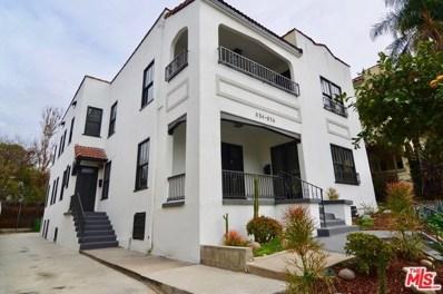 856 Serrano Place, Los Angeles, CA 90029 - MLS#: 18343694