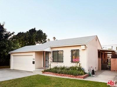 5551 BODEN Street, Los Angeles, CA 90016 - MLS#: 18343982