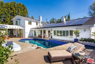 2259 LINDA FLORA Drive, Los Angeles, CA 90077 - MLS#: 18344702