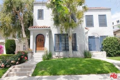 805 S Sycamore Avenue, Los Angeles, CA 90036 - MLS#: 18344938